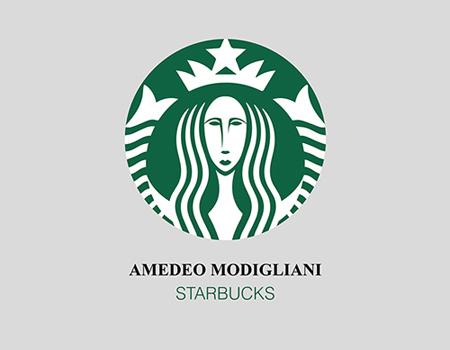 Marka logolarına fırça darbesi
