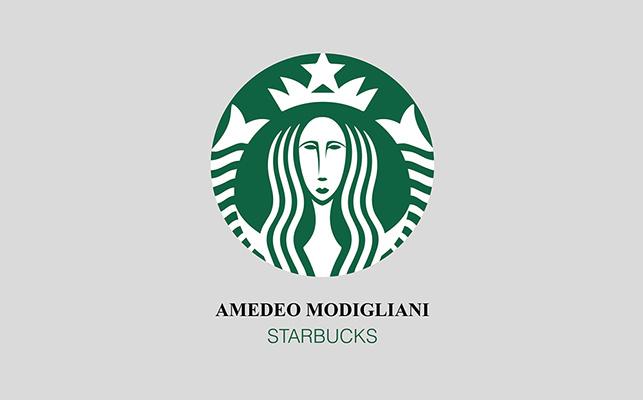 Marka logolarına fırça darbesi: Starbucks