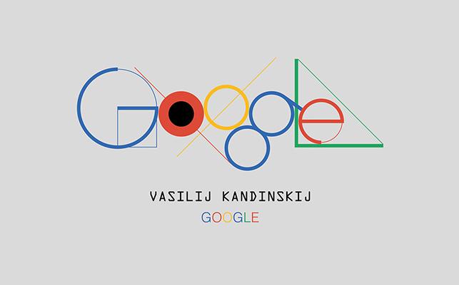 Marka logolarına fırça darbesi: Google