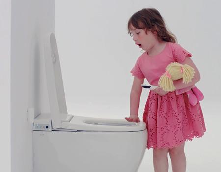 Vitra teknolojik klozeti için ilk reklam filmini yayınladı