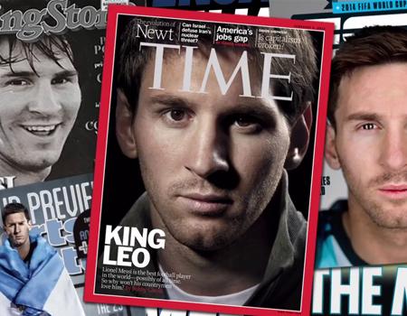Adidas: Messi'nin izinden gitmeyi bırakın
