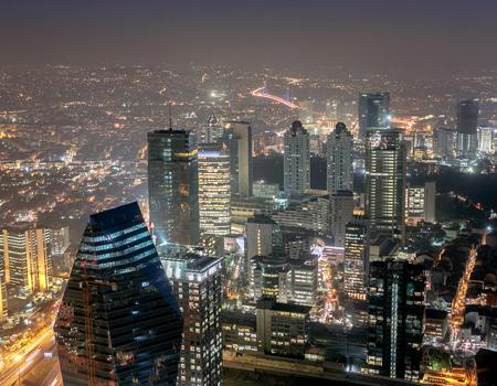 İstanbul, Levent, iş dünyası, gökdelen