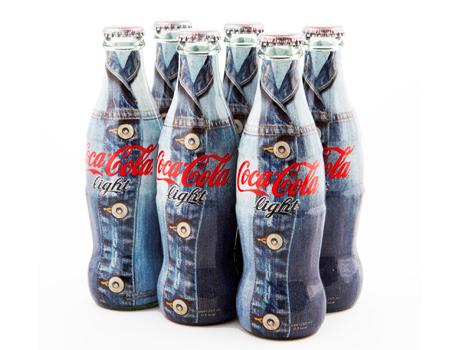Coca-Cola Light'a 'Mavi' tasarım