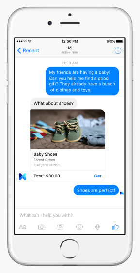 Facebook'tan Siri'ye rakip