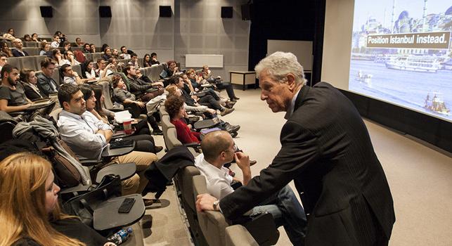 Marka Okulu yeni öğrencilerini bekliyor: Al Ries