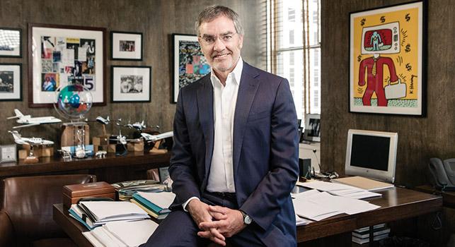 iHeartMedia'nın başkanı ve MTV'nin kurucusu Bob Pittman
