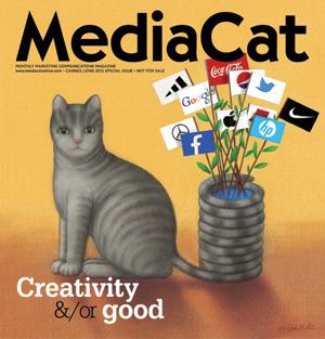 MediaCat'in İngilizce hazırladığı Cannes Lions özel sayısı bu yıl 9'uncu kez katılımcılarla buluştu ve yoğun ilgi gördü.