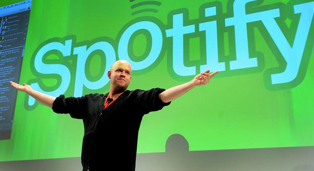 Spotify'ın kurucusu ve CEO'su Daniel Ek