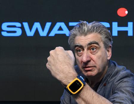 Swatch'un saatleri akıllanıyor