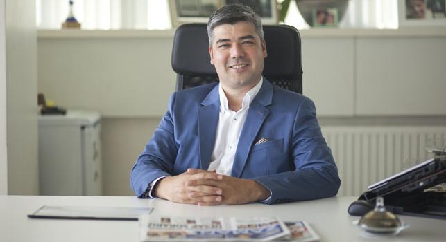 Zaman Gazetesi Reklam Grup Başkanı Ömer Karakaş