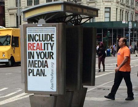 Açıkhava reklamcıları dijitale meydan okuyor.