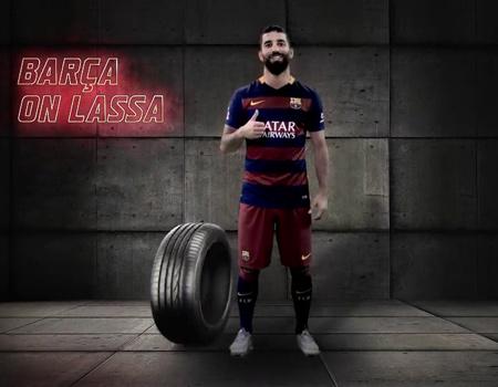 Arda Turan'la 'Barça on Lassa'