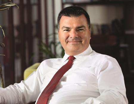 Arzum'un yeni CEO'su Mete Zadil.