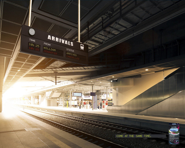 Clio 2015 finalistleri: Durex / Tren İstasyonu