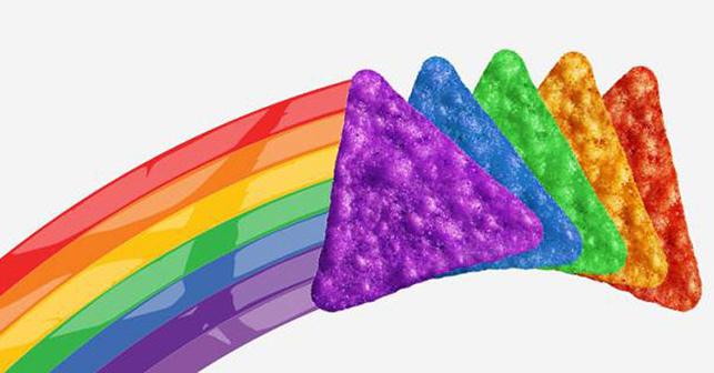 Doritos'tan LGBT'ye destek