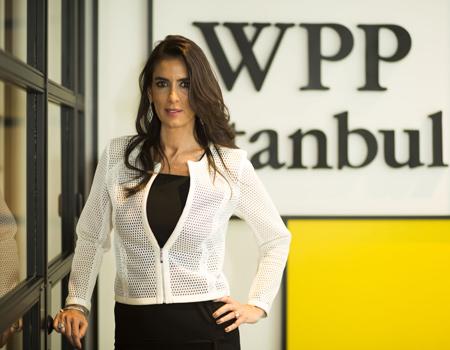 GroupM Türkiye CEO'su ve WPP Ülke Müdürü Demet İkiler