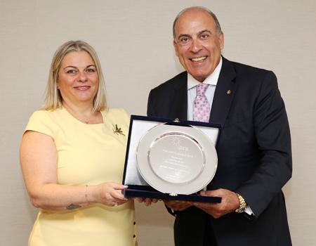 Muhtar Kent IPRA Başkanlık Ödülü'nün sahibi oldu