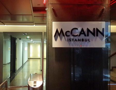 McCann İstanbul'a yeni başkan yardımcısı