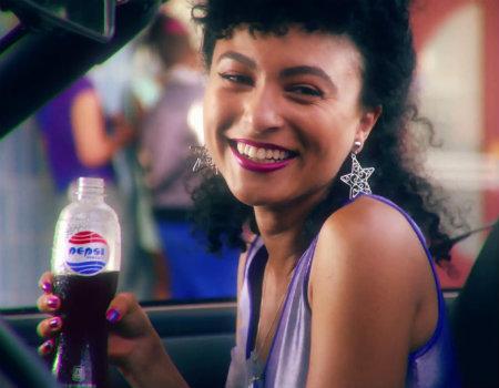 Pepsi Perfect ile Geleceğe Dönüş
