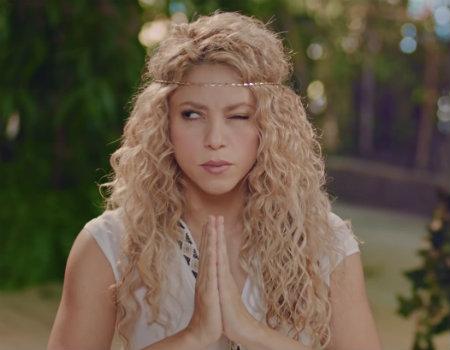 Rovio'nun yeni oyununda başrol Shakira