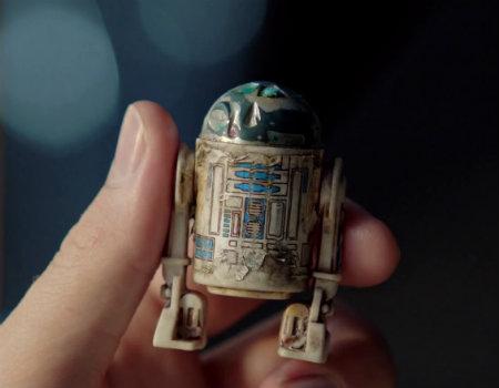 Çocukluk aşkınız Star Wars'u unutmayın