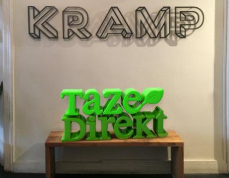 Kramp'a 'taze' müşteri