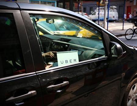 Uber'den seçim jesti