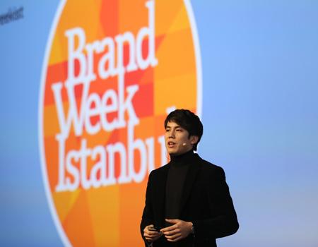 Brand Week Istanbul sundu: Jinha Lee