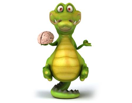 Sürüngen beynin gücü sizinle olsun!
