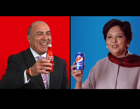 Coca-Cola ve Pepsi'den anlamlı işbirliği