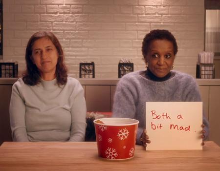 KFC'den dostlukları test eden kampanya