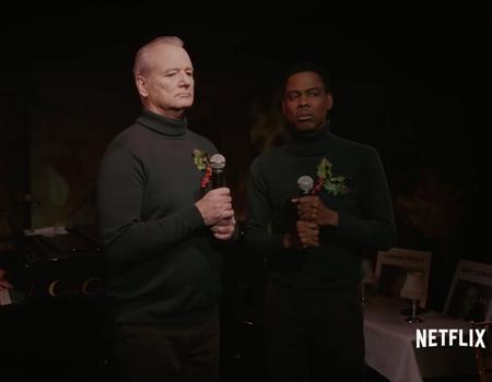 Netflix gururla sunar: A Very Murray Christmas