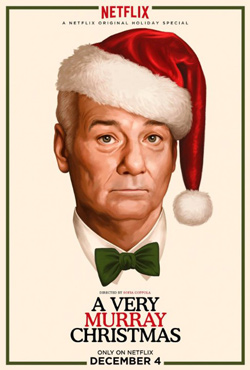 Netflix gururla sunar: A Very Murray Christmas