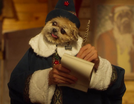Noel Baba'nın yeni bir elf kadrosu var