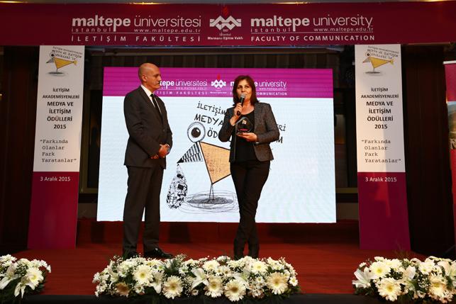 İletişim akademisyenleri medya ve iletişim ödülleri 2015