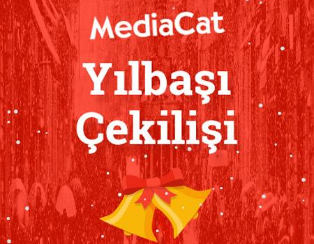 MediaCat Yılbaşı Çekilişi'ne davetlisiniz