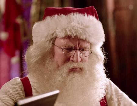 Bu Noel Baba size ne etti?
