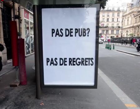Paris'in sahte reklamları