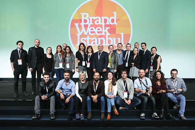 Brand Week Istanbul'un mutfağı