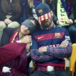 Qatar Airways ve FC Barcelona uçuş güvenliği için sahada