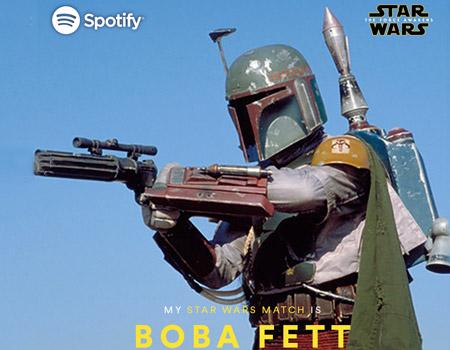 Star Wars evreninde kim sizinle aynı şarkıları dinliyor?