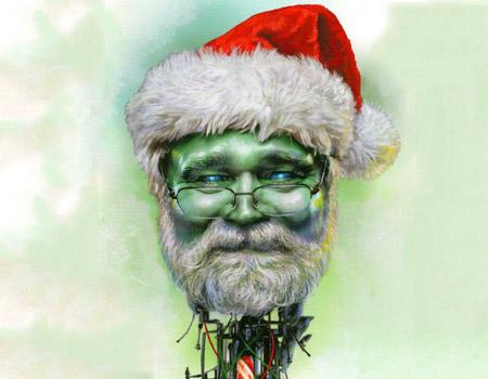 Noel Baba'yı markalasak da mı saklasak?