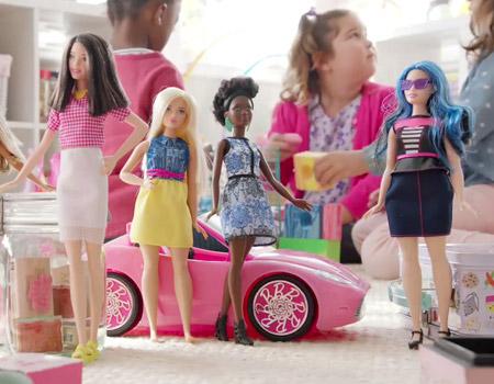 Barbie diyeti bıraktı