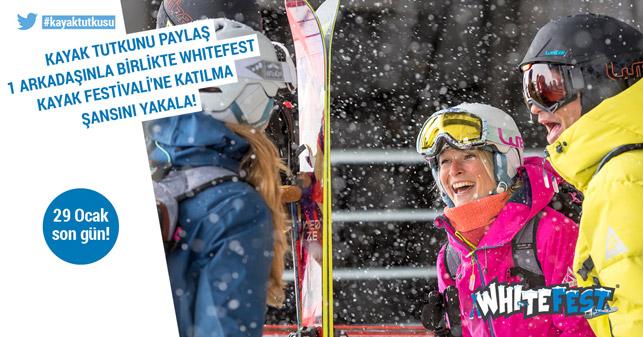 Decathlon'dan kayak severlere çağrı