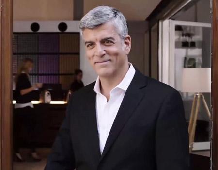 Rakip kahveciler 'Clooney' yüzünden davalık oldu