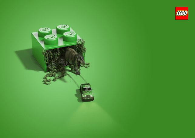 Lego reklamları