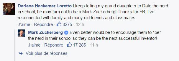 Mark Zuckerberg'ten feminizm dersleri