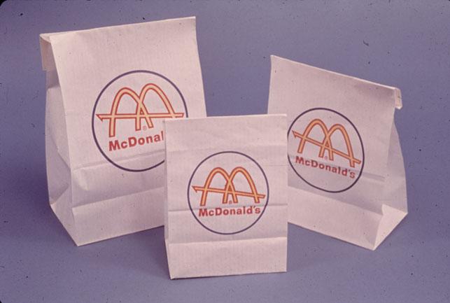 mcdonald's yeni ambalaj