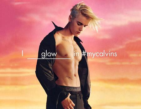 Calvin Klein boşlukları ünlülerle dolduruyor