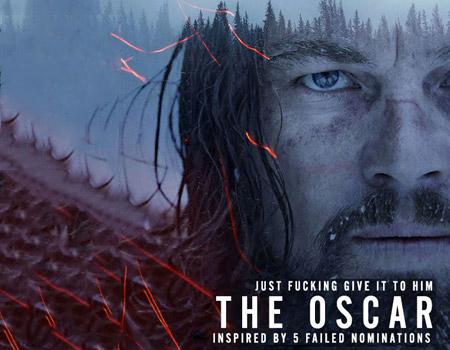 Oscar'lık filmlere dürüst afişler